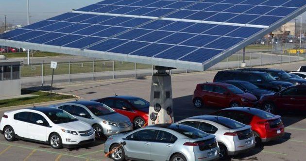 Solar For Parking .com